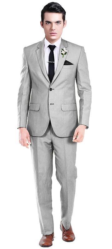 Custom Made Wedding Suits for Men   Hangrr